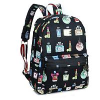 Модный школьный рюкзак с духами.