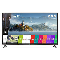 Телевизор LG 43UJ6309 (PMI 1600 Гц, 4K Ultra HD, Smart TV, Wi-Fi, активный HDR, Ultra Surround 2.0 20Вт)