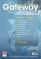 Книга для учителя Gateway B2+ Teacher's Book with Test CD