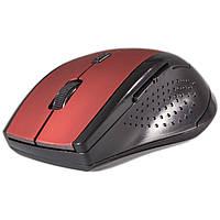 Беспроводная мышь Rapoo 7300 красная оптическая игровая 1000dpi для ноутбуков компьютеров чувствительная