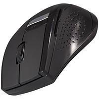 Беспроводная мышь RAPOO 3200 черная для компьютера ноутбука игровая универсальная usb чувствительная