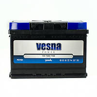 Vesna Power 75Ah/710A (0) R