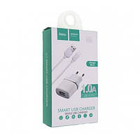 Зарядное устройство Micro USB Hoco C11 1A