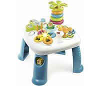 Развивающий игровой столик Цветочек Cotoons Smoby 211169