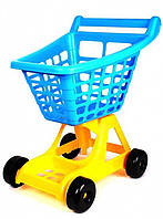 Игрушка Тележка для супермаркета 4227 ТехноК