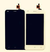 Дисплей для Fly FS501 Nimbus 3 + touchscreen, черный, оригинал (Китай)