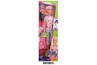 Кукла с аксессуарами 038, коробка р.32*11*98 см