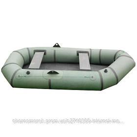 Лодка резиновая надувная Лисичанка (Харьков) двухместная