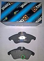 Тормозные колодки передние  Mercedes Sprinter до 2006, Vito 638