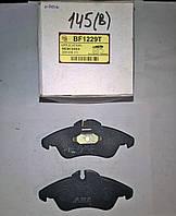 Тормозные колодки передние  Mercedes Sprnter до 2006, Vito 638