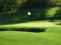 Система автоматического полива гольф поля
