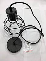 Светильник подвесной LOFT L56PR1618-1 BK
