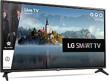 Телевизор LG 55LJ615v (PMI 1000 Гц,Full HD, Smart TV, Wi-Fi, Virtual Surround Plus2.0 20Вт), фото 3