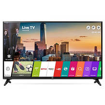 Телевизор LG 55LJ615v (PMI 1000 Гц,Full HD, Smart TV, Wi-Fi, Virtual Surround Plus2.0 20Вт), фото 2
