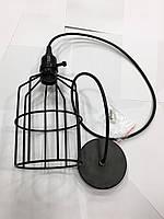 Светильник подвесной LOFT L56PR1985-1 BK