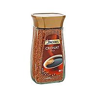 Jacobs cronat mild кофе растворимый 200 гр