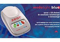 Medolight blue омоложение кожи лица