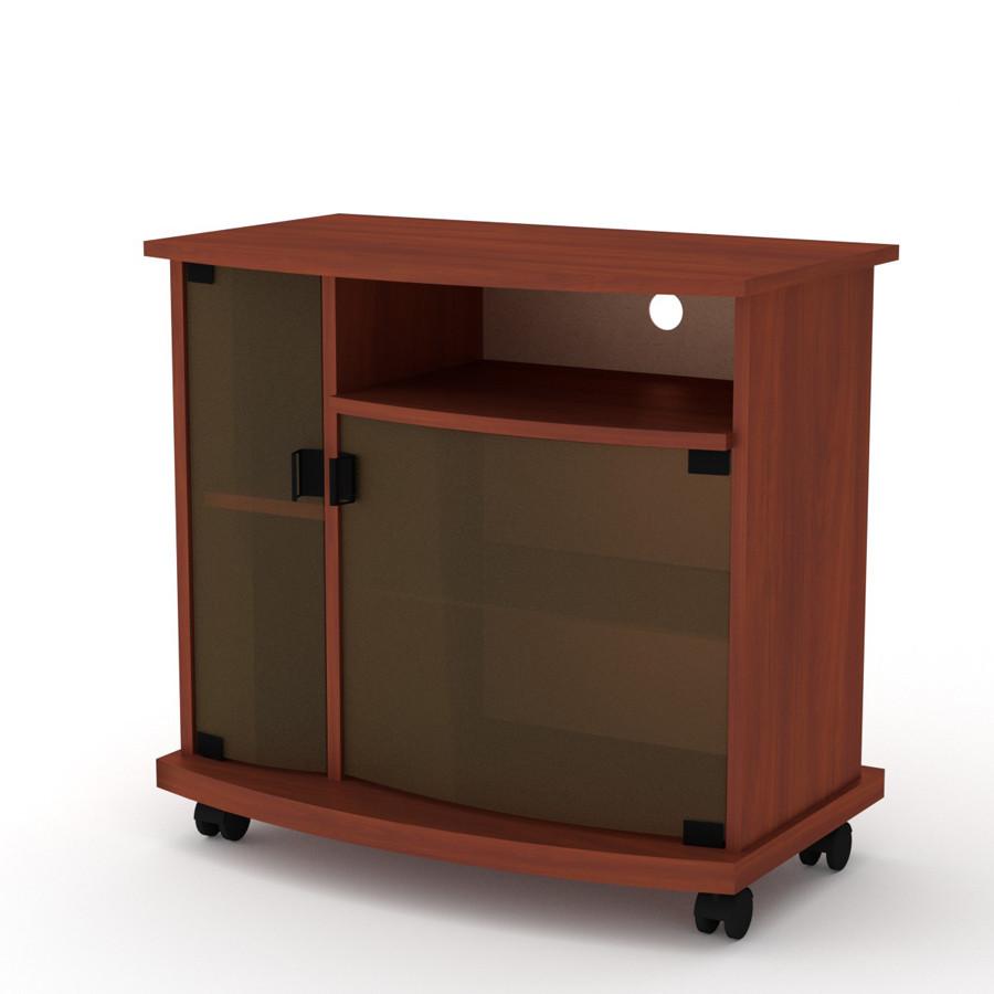 Тумба под телевизор Амбасадор NEW, производитель мебельная фабрика Компанит