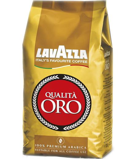 Кофе в зернах Lavazza Qualita ORO 500г.