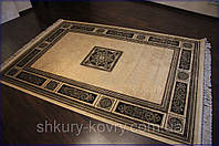 Бельгийские ковры под шелк, натуральные ковровые изделия 3х4 метра