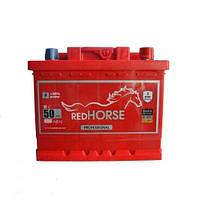 Автомобильный аккумулятор Red Horse 50Ah/480A (1) L