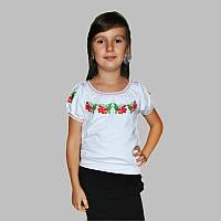 Вышиванка для девочек от 3-х до 8 лет
