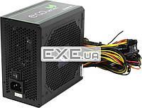 Блок питания CHIEFTEC RETAIL Eco GPE-700S,12cm fan, a/ PFC,24+4+4, 2xPeripheral, 6xSATA, (GPE-700S)