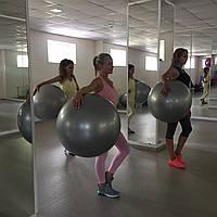 Костюм тройка (лосины, топ, майка) для занятий йогой, фитнесом
