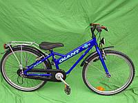 Підлітковий велосипед Giant на планетарці nexus 3, колеса 24