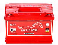 Автомобильный аккумулятор Red Horse 74Ah/720A (0) R