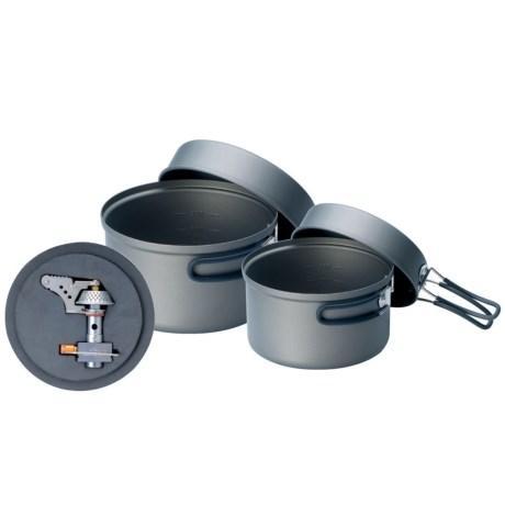 Набор туристической посуды Kovea Solo 3 (Cookware Set)