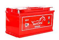 Автомобильный аккумулятор Red Horse 100Ah/850A (0) R