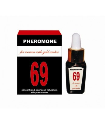 Pheromon 69 - на основе амбры и мускуса