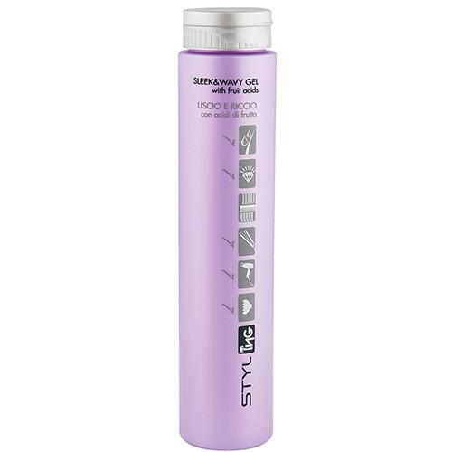 Styling Sleek And Wavy Gel — Гель для прямих і кучерявих волосся Styling (250 мл)