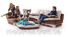 Бескаркасный диван Люси 1,40м