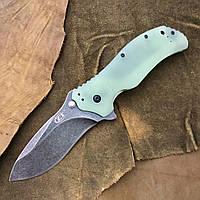 Нож Zero Tolerance 0350BW (Реплика) бледно-зеленый