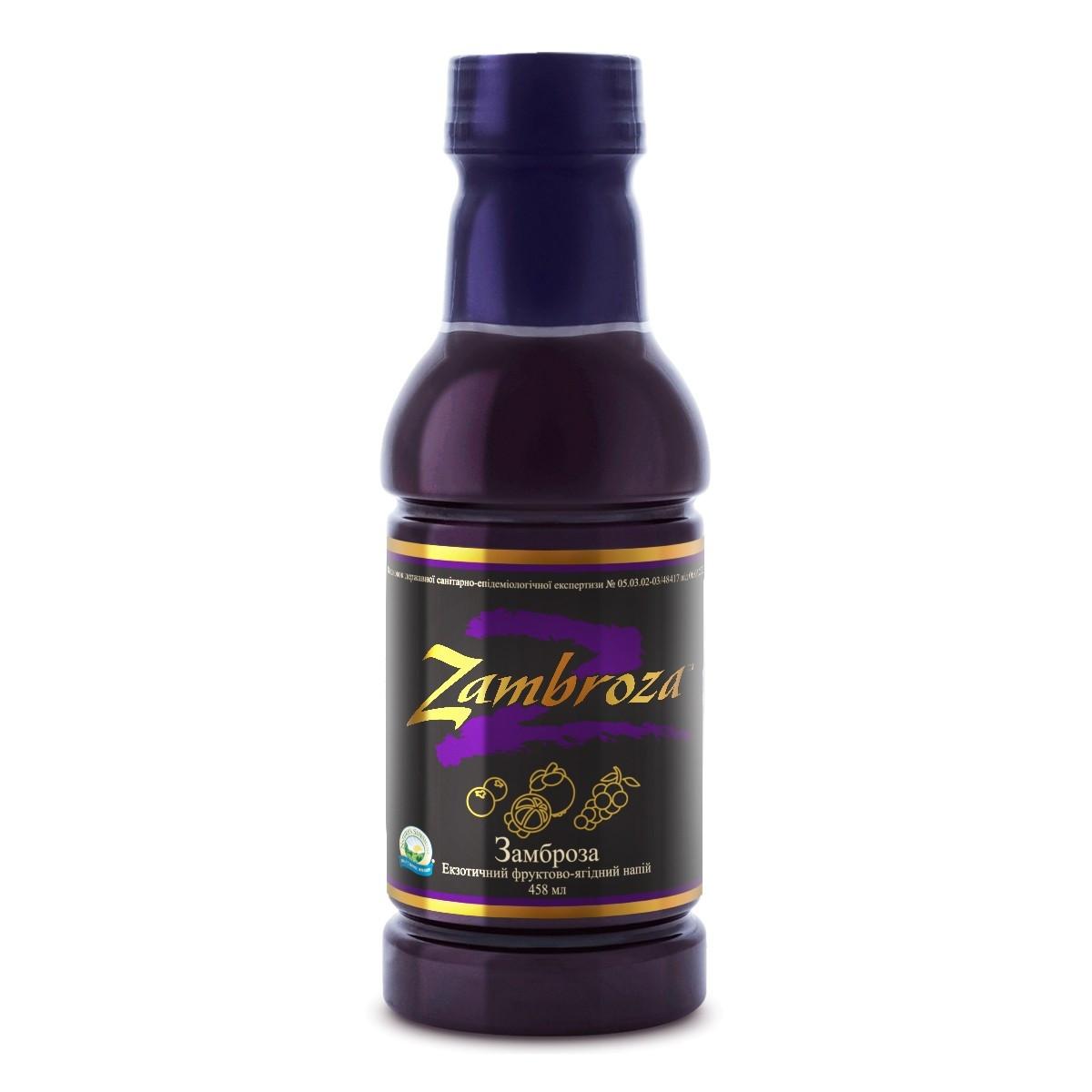 Антиоксидант - Замброза бад NSP -  для зрения, спортивное питание, для веганов.