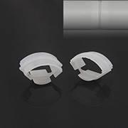 Прямой коннектор для профиля YF106-1