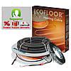 Теплый пол электрический Греющий кабель Fenix 24 м. (2,3-3,3 м²) 420 Вт