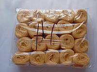 Нитки акриловые для вышивания по 5 грамм 20 клубков в упаковке
