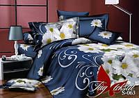 Комплект постельного белья S063 евро (TAG satin-063/е)