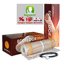 Теплый пол электрический Нагревательные маты Fenix  12,3 м (6,15 м²) 1000 Вт, фото 1