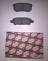 Тормозные колодки задние  Mitsubishi Lancer IX, X, Outlander