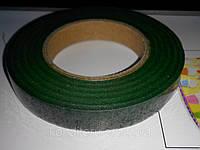 Лента для цветов зеленая