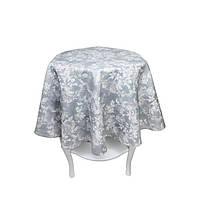 Скатерть круглая на стол D200 Прованс Allure Розы