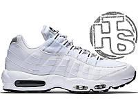 Женские кроссовки Nike Air Max 95 White 609048-109
