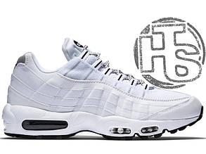Женские кроссовки реплика Nike Air Max 95 White 609048-109