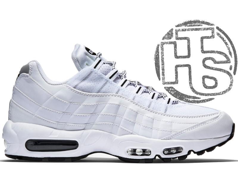 27001c8838e4 Мужские кроссовки Nike Air Max 95 White 609048-109 - Интернет-магазин