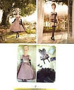 Колекційна лялька Барбі Силкстоун / Silkstone Fashion Model High Tea And Savories Barbie Doll Giftset, фото 3