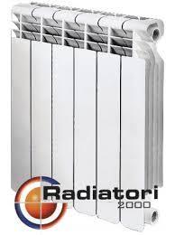 Биметаллические радиаторы RADIATORI 2000 - Италия